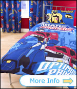 Transformers best selling kids bedding