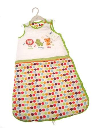 R Kids Jungle Nursery Baby Sleep Bag 6 12 Months
