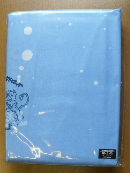 Click for larger view of Ben Sherman Original Curtains 66x72in BLUE