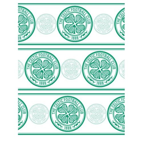 Glasgow Celtic Fc Border Crest Wallpaper Border Ne
