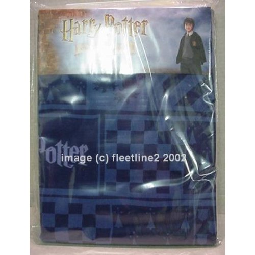 Harry Potter Blue Curtains 66 Wide X 72 Drop Offic