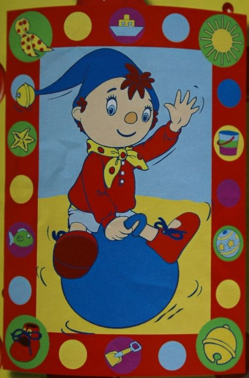 Noddy And Friends Bedding