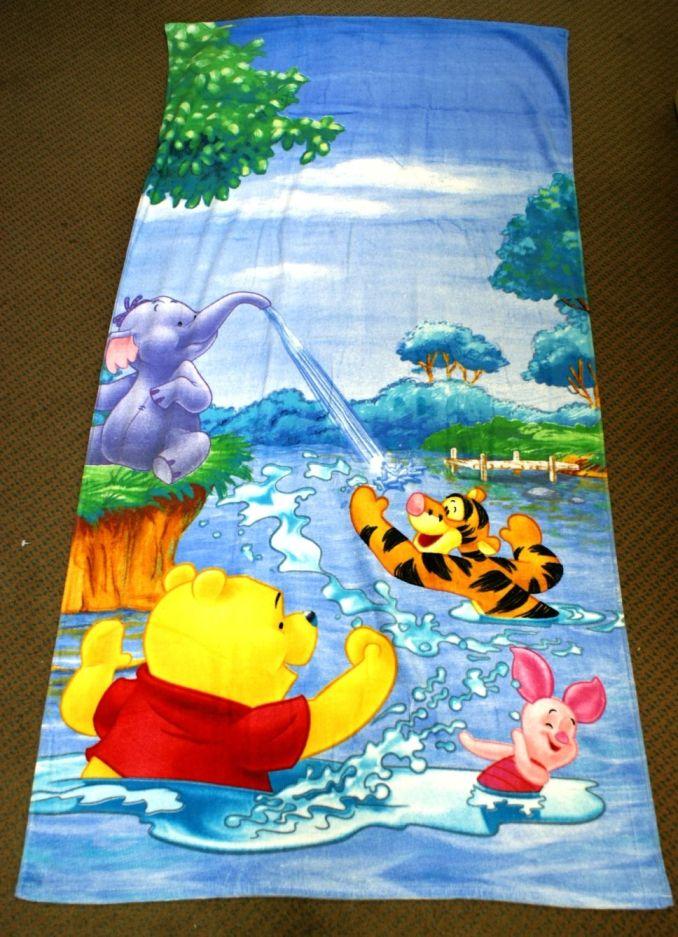 Kids Towels Childrens Bedding Direct