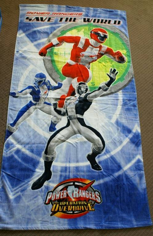 power rangers bedding for the perfect power rangers bedroom