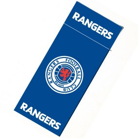 Rangers Fc Sac Sleep Over Bag Official New Childrens
