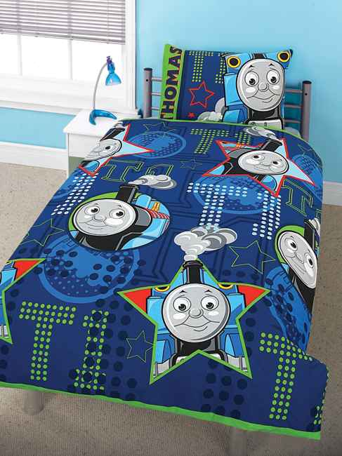 Thomas The Tank Engine Queen Size Bedding