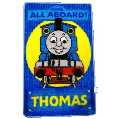 Thomas The Tank Engine All Aboard Rug Mat Large 57