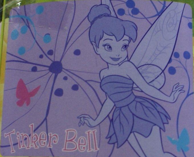 Disney Tinkerbell Friends Throw Blanket Childrens Bedding Direct Best Tinkerbell Fleece Throw Blanket